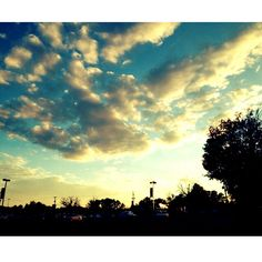 My picture of the sky