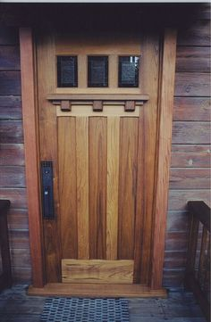 Craftsman Entry Doors for Home | craftsman style door trim - group picture, image by tag ...