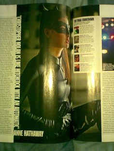 3 New Dark Knight Rises Pictures           Total Film magazine just published three new pictures from the Dark Knight Rises.       When C...