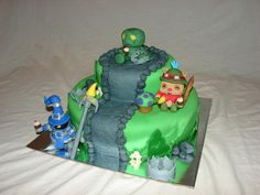 I want this league of legends cake
