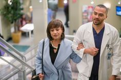 Grey's Anatomy Recap: Cleaning House -- Vulture