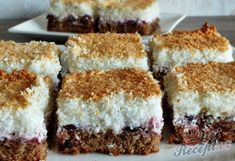 Recepty od Petra H Krispie Treats, Rice Krispies, Tiramisu, Cheesecake, Muffin, Breakfast, Ethnic Recipes, Desserts, Food