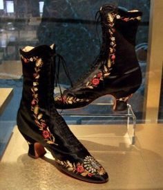 Image result for 18th century women's boots