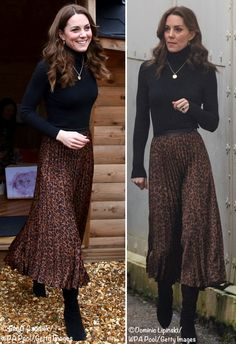 kate middleton style Its Massimo Dutti amp; Zara for Survey Rollout Day Two - What Kate Wore Looks Kate Middleton, Estilo Kate Middleton, Kate Middleton Outfits, Kate Middleton Fashion, Kate Middleton Hair, Princess Kate Middleton, Winter Fashion Outfits, Modest Fashion, Fall Outfits