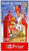 Sinterklaaszegel