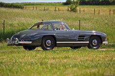 Mercedes Benz 300 SL Gullwing 1954