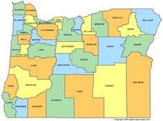 FamilySearch Wiki Oregon #genealogy