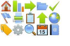 Free Iconset: Basic Icons by PixelMixer Web Design Tools, Tool Design, Application Icon, Vector Free, Alphabet, Icons, Artwork, Work Of Art, Auguste Rodin Artwork