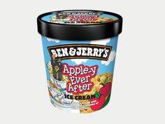Marca de sorvetes renomeia produto em apoio ao casamento gay   Essa é a marca de sorvetes BEN & JERRY'S.