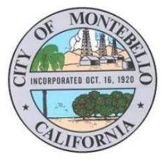 www.thecouponflyer.com - City Seal for Montebello, California