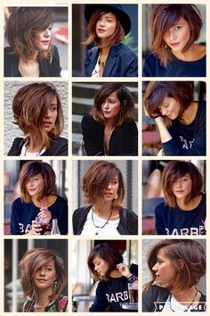 Love this cut & style!