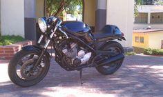 1993 yamaha xj600s seca ii