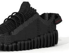 Lego Adidas Yeezy Boost 350 Pirate Edition sneakers_3