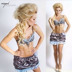 32B Marie Antoinette 2 Piece Costume UŠÍT JAKO KORZET A BUDE TO SUPER STEAMPUNKOVÝ KOSTÝM