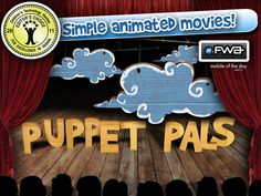 Awesome app for creating simple, animated movies.