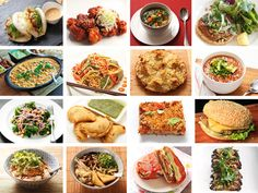 The Vegan Experience: 60 Great Vegan Recipes   http://www.seriouseats.com/2013/03/vegan-recipes-mains-soups-salads-breakfasts-sandwiches-appetizers.html