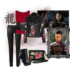 """Mulan"" by nitblanca on Polyvore"