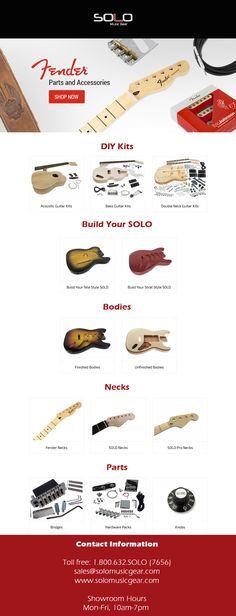 Solo Music Gear provides you the largest selection of DIY Guitar Kits, Do It Yourself Guitars, PRS, Telecaster and Unfinished Guitar Kits and more in Canada. You can Build your own guitar here. Bass Guitar Kit, Electric Guitar Kits, Build Your Own Guitar, Solo Music, Gear Best, Diy Kits, Accessories Shop, Guitars, Canada