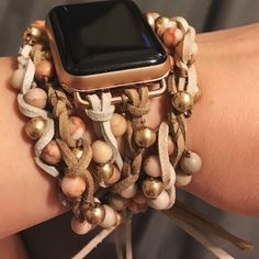 24edb12ed1fe1 7 Best Apple Watch band images in 2018 | Apple watch bands, Fashion ...