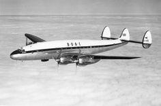 B.O.A.C. Lockheed Constellation