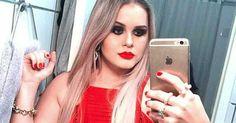 La joven alcaldesa de la ciudad brasileña de Bom Jardim, Lidiane Leite, acusada de corrupción, se entregó a la justicia después de permanecer más de un mes prófuga.