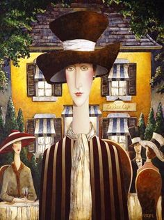 Danny McBride DANNY McBRIDE was born in 1951 in Toronto, and has spent all of his working years in the arts as a musician, composer,. Joe Cocker, Amedeo Modigliani, Danny Mcbride, Modern Art, Contemporary Art, Cafe Art, Feminine Mystique, Woman Painting, Female Art