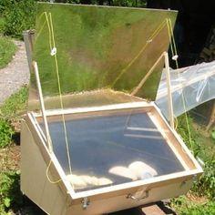 Four et cuiseur solaire - Solarpedia