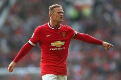 Wayne Rooney - Manchester United v Queens Park Rangers, 14th September 2014 #MUFC #QPR #EPL