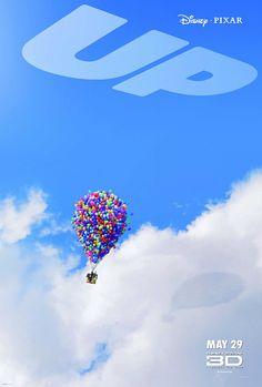 Pixar-perjantai: UP - Disnerd dreams