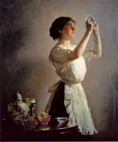 Paintings of William McGregor Paxton