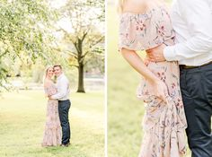 In-Home Engagement Session in German Village | Krystal & Brad - Stephanie Kase Photography