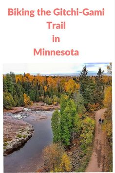 Discover Minnesota by Bike: The Gitchi-Gami Trail
