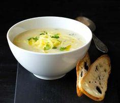 Provensálská česneková polévka (www.albert.cz/recepty)