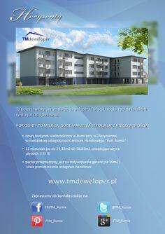 Nasza ulotka - strona 1-great idea for house developer #realestate