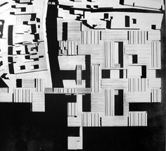 """From socks : """"The """"New Venice hospital"""" is an unbuilt yet renowned project by Le Corbusier. The first phase of the design took place between 1964 and 1965, the year of the architect's death, in the site of a former slaughterhouse in San Giobbe neighborhood in Cannaregio. [...]"""""""