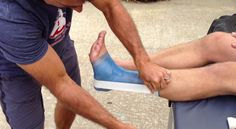 how-to-tape-ankles-step-3-putting-on-the-stirrup