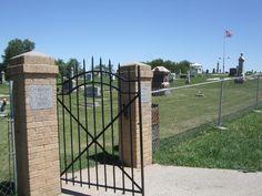 Scribner Municipal Cemetery; Scribner, Dodge, Nebraska, USA
