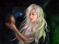The Mother Of Dragons by U-Svetu-Maste