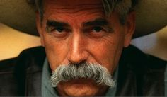 Sam Elliott #movember