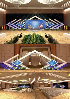 Book our professional decorators ! Ideal for theme-based corporate galas – We also customize themes based on your requirement. Stage Set Design, Church Stage Design, Concert Stage Design, Corporate Event Design, Stage Lighting, Lighting Ideas, Lighting Design, Exhibition Booth Design, Backdrop Design