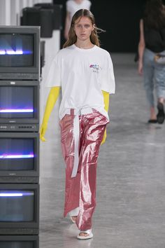 Aalto Spring 2018 Ready-to-Wear  Fashion Show Collection
