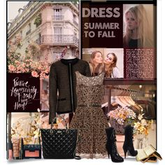 Summer to Fall: Dress