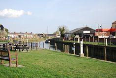 River Tillingham, Rye