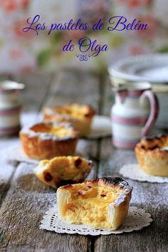 LA COCINA DE BABEL: #cocinacallejera {los pasteles de Belém de Olga}
