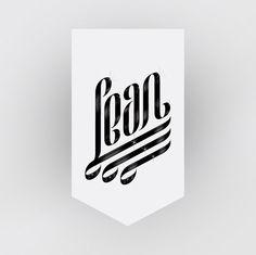 LEAN x Corporate Identity on Behance