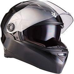 Wow - Dieser Helm ist KLASSE! Auto & Motorrad, Motorräder, Ersatzteile & Zubehör, Schutzkleidung, Helme, Integralhelme Full Face, Helmet, Black, Autos, Aftermarket Parts, Kunst, Hockey Helmet, Black People