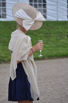 We love the notion of hats that get attention