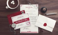 The most authentic and believable letters from Santa. For discount on any order use coupon code DEAL1225