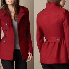 DIY - molde, corte e costura - Marlene Mukai Coats For Women, Jackets For Women, Simplicity Fashion, Modele Hijab, Mode Mantel, Tailored Jacket, Jacket Pattern, Blouse Patterns, Skirt Patterns
