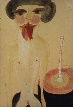 Carol Rama, Opera n. 54, 1941 – collezione privata – © Associazione Archivio Carol Rama_xl | Artribune